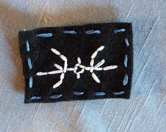 Sigil patch: deflection of harmful people