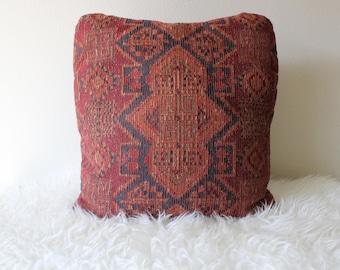 Kilim-style Throw Pillows