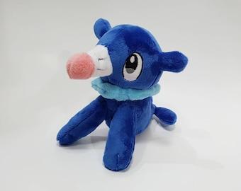 Pokemon Popplio custom plush - ready to be shipped