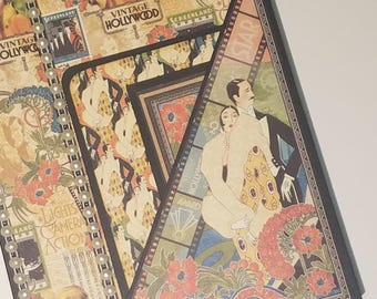 Vintage Hollywood Folio Album