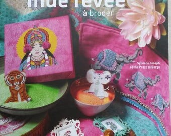 """Book """"Perfect embroidery India"""""""