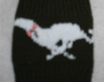 snood collar Greyhound whippet