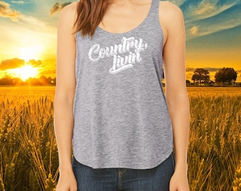 Country Living Apparel Women's Tank