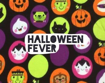 Halloween Fever dog bandana