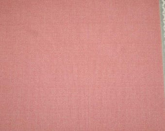 """Fabric patchwork pink - Andover - """"Wickerweave"""" - 04 faux plain."""