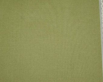 """Embroidery green patchwork - Andover - """"Wickerweave"""" - 05 faux plain."""