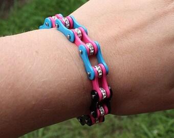 Sleeping Beauty Chain Bracelet