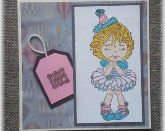 """child """"for you"""" card"""
