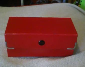 Foldaway Jewelry Box