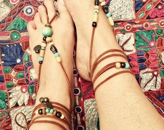Barefoot Sandals - Namaste