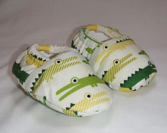 3/6 month baby booties slippers