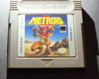 Metroid II, Return of Samus