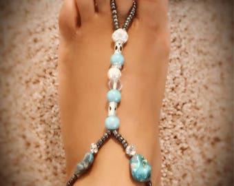 Ocean Tears Barefoot Sandal
