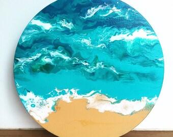 20cm seascape
