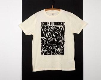 École Futuriste t-shirt