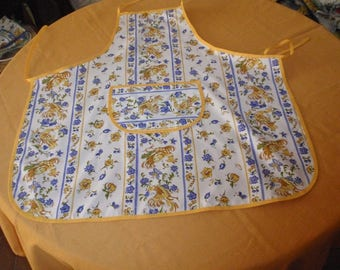 Apron adult polyester cotton No. 1