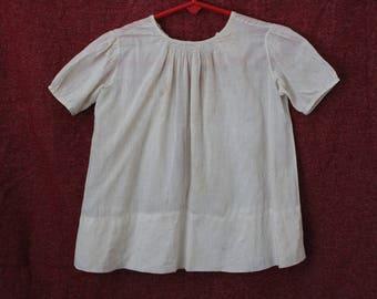 Vintage 1930's infant clothing