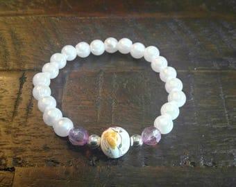Charm Bracelet | Bead Bracelet | Jewelry | Stacking Bracelet | Friendship Bracelets | Gifts | Special Occasion | Mala Bracelet