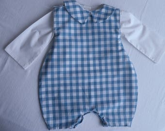 Set of bra and romper size 3-6 months
