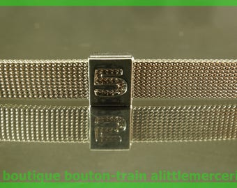 bead width Figure 5 perforated aluminum number number for bracelet