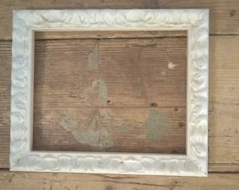 Handmade moulded frame