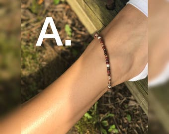 Customizable anklet