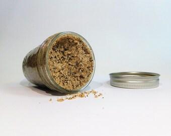 Kitty Litter Handmade Coffee And Sugar Scrub
