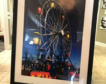 Thrills of The Penny Whistle Park Ferris Wheel