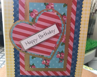 All occassion handmade greetings cards