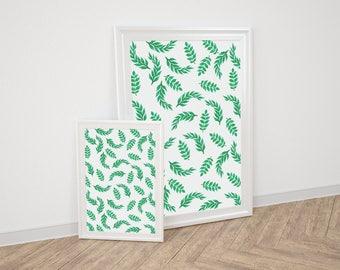 Wall Art Prints - Floral