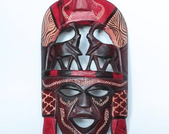 African Mask from Kenya