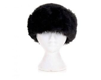Tweedmill Faux Fur Russian Hat