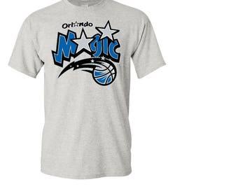 Orlando Magic Ash T-Shirt White