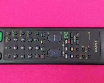 Original Remote Control SONY VTRTV RM-841