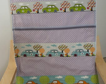 Changing pad / / changing mat for baby Mobile / / for the diaper bag / / baby boy gift