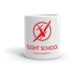 Flight School Coffee Mug