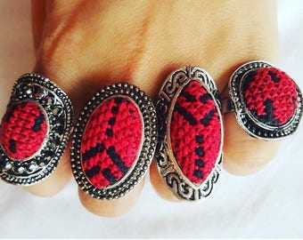 Palestinian Rings