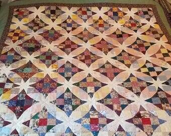 Handmade Queen Quilt