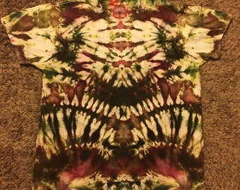 M/Unisex XL Ice Dye T-Shirt