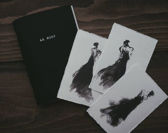 Original Zine + Postcards