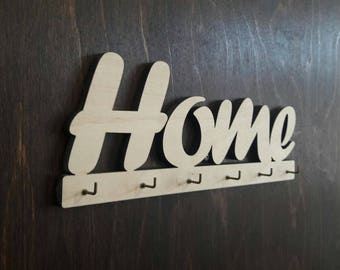 Wall Key Holder, Key Hanger, Housewarming Gift.