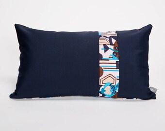 Cushion blue period