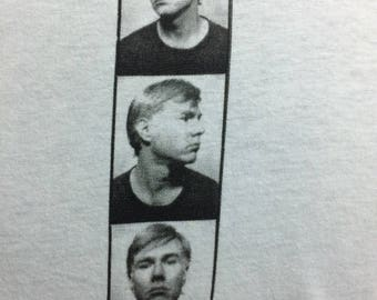 Rare!!Andy Warhol photo film face
