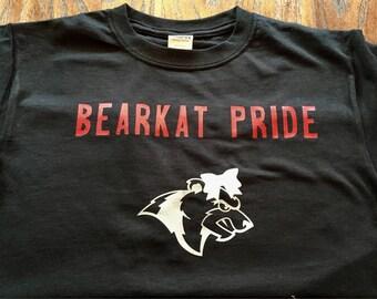 Personalized school spirit shirts!