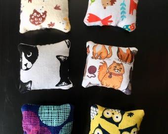 Catnip Pillow Cat Toy