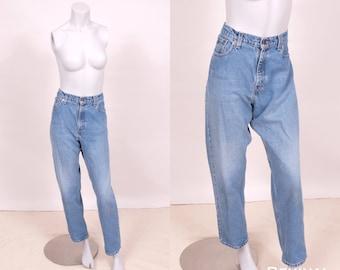 Vintage Levis 506 Jeans || Vintage Mom Jeans || 80s Denim || Straight Leg Jeans
