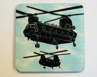 coaster Chinook Helicopter
