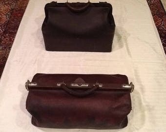 Vintage Doctor bags !! Early 1900-1940's