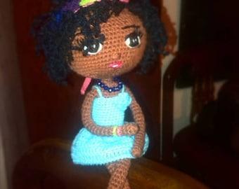 Lindasmunecas woven hand (custom)