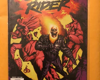 Ghost Rider (4th Series) #4 2006